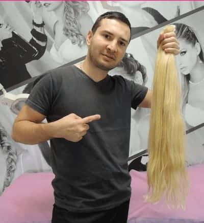 תוספות שיער זמניות בקוקו מחיר