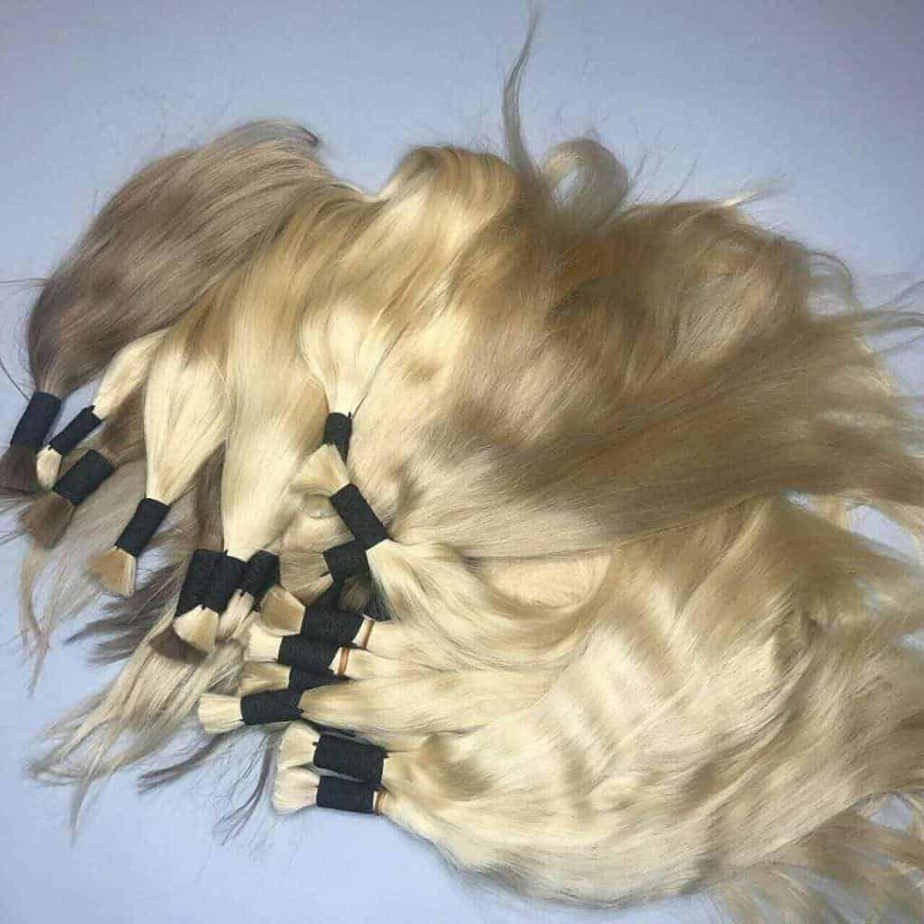 שיער טבעי רוסי שווה זהב
