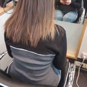 הארכת שיער שטני