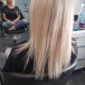 תוספות שיער בלונד