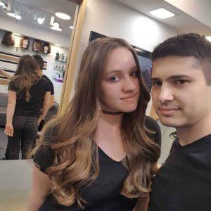 מילוי והארכת שיער שטני