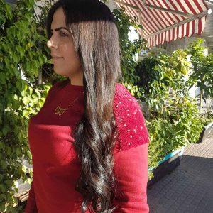 מילוי והארכת שיער נאנו אס פי