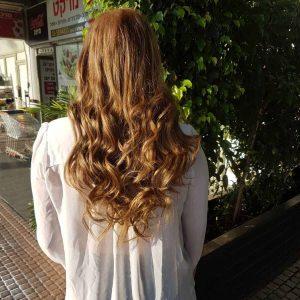 מילוי שיער עם פורמולת SP